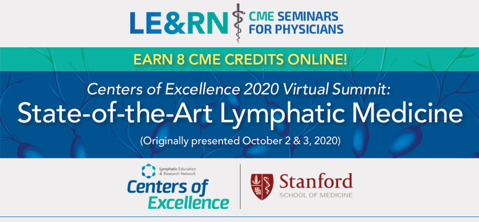 State-of-the-Art Lymphatic Medicine