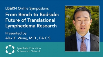 From Bench to Bedside: Future of Translational Lymphedema Research thumbnail Photo