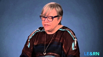The Face of Lymphedema Challenge - Kathy Bates' Vision - LE&RN thumbnail Photo