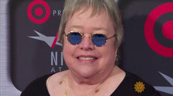 Kathy Bates on CBS Sunday Morning to Talk About Lymphedema thumbnail Photo