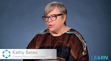 Kathy Bates & Her Struggle with Lymphedema - LE&RN thumbnail Photo