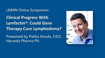 Clinical Progress With Lymfactin: Could Gene Therapy Cure Lymphedema? thumbnail Photo