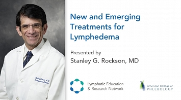 New and Emerging Treatments for Lymphedema thumbnail Photo