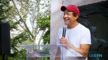 Steve Guttenberg - NYC LymphWalk 2017 thumbnail Photo