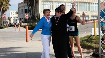 Run/Walk to Fight Lymphedema & Lymphatic Diseases with Kathy Bates, June 26, Santa Monica, CA thumbnail Photo
