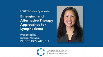Emerging and Alternative Therapy Approaches for Lymphedema thumbnail Photo