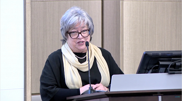 Kathy Bates Speaks at NIH Conference in Washington, DC - LE&RN thumbnail Photo