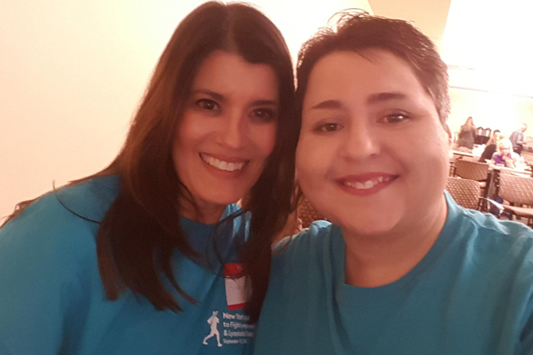Colorado Chapter Co-Chairs attend lymphedema support group