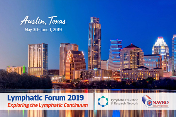 Lymphatic Forum 2019