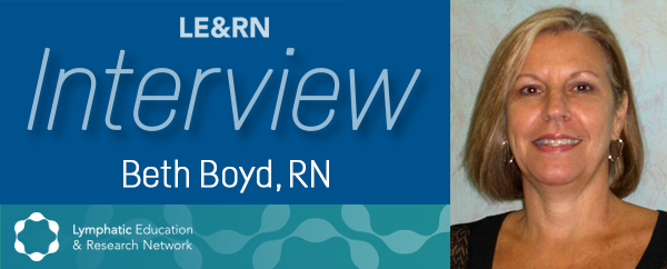 Meet Beth Boyd, RN, Chair American Society of Breast Surgeons Foundation & LE&RN Impact Award winner