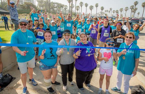 PRESS RELEASE: 4th annual California #LymphWalk in Santa Monica, June 24