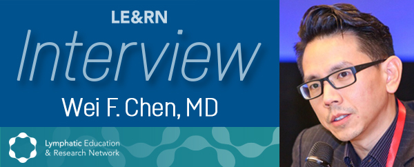 Interview with Wei F. Chen, MD