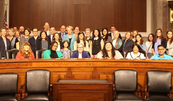 PRESS RELEASE: Kathy Bates to lead LE&RN charge on Capitol Hill in fight against LE & LD