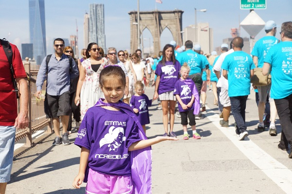 PRESS RELEASE: NY Walk to Fight Lymphedema & Lymphatic Diseases to be held at Brooklyn Bridge