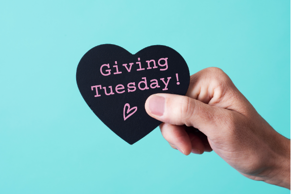 #GivingTuesday for LE&RN, December 1, 2020