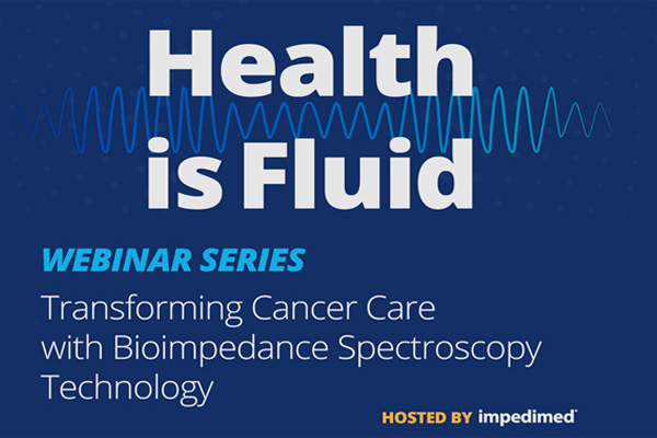 Health is Fluid Webinar Series