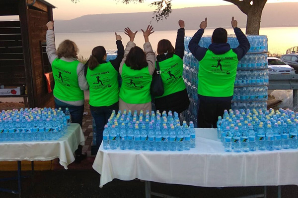 LE&RN Israel participates in Sea of Galilee Marathon