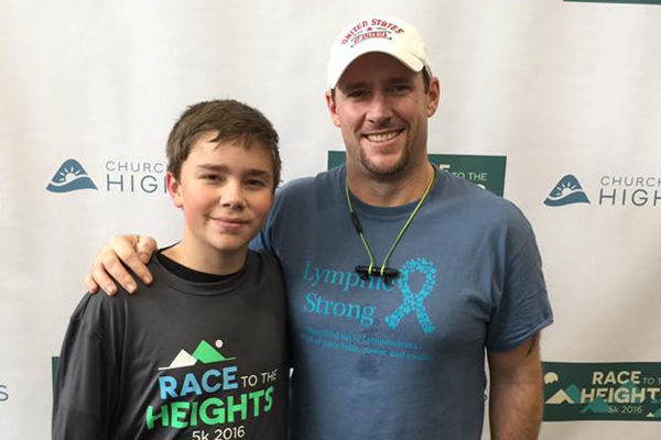 Meet Jeff Davis: CPT, tri-athelete, husband, dad, lymphedema patient, and inspirational coach