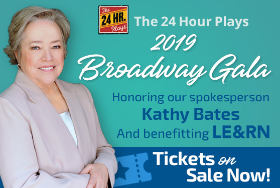 Join us November 18 for this special event on Broadway!