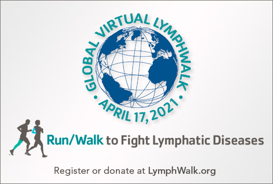 #LymphWalk 2021