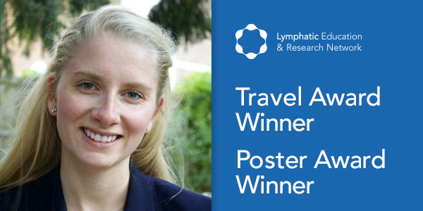 Catharine Bowman, 2017 LE&RN Travel and Poster Award winner