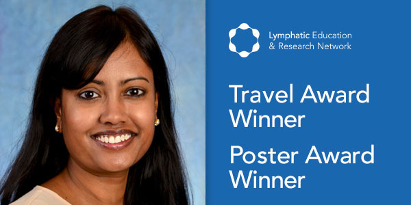 Reema Biswas Davis, PhD, 2017 LE&RN Travel and Poster Award winner