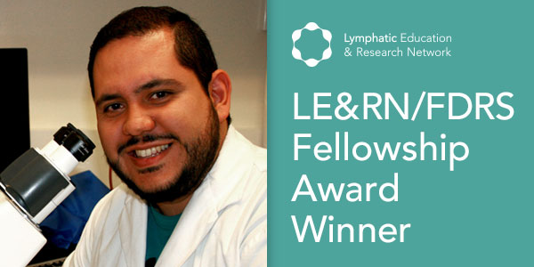 Dr. Javier Jaldin-Fincati, LE&RN/FDRS Fellowship Award Winner, talks about his research