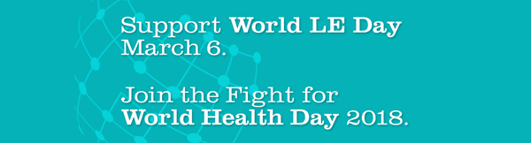 Be part of something BIG this World Lymphedema Day ...