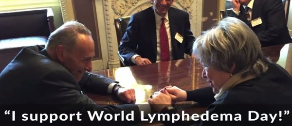 Press Release: LE&RN applauds upcoming US Senate vote on World Lymphedema Day™ Resolution
