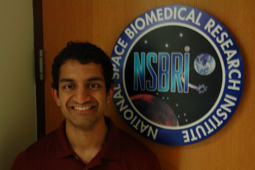 Sunny Narayanan, PhD, LE&RN Travel Award recipient, talks about attending the NIH Conference