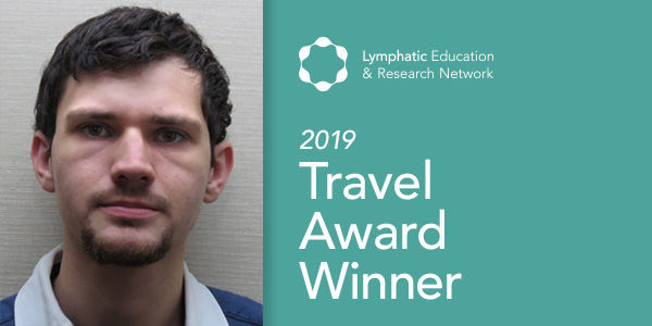 Meet Christopher Morris, 2019 LE&RN Travel Award winner