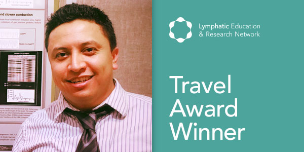 Jorge A. Castorena, LE&RN Travel Award Winner