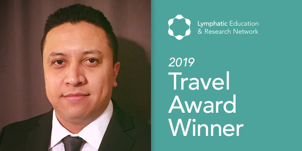 Meet Jorge Castorena-Gonzalez, Ph.D., 2019 LE&RN Travel Award winner