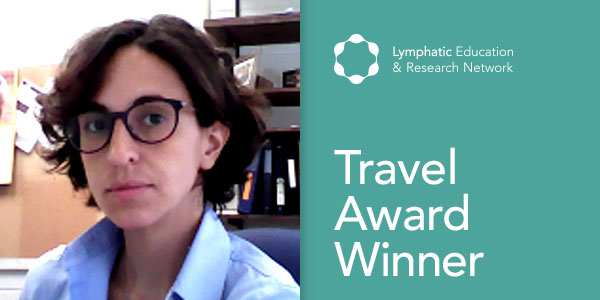 Dr. Vincenza Cifarelli, 2017 LE&RN Travel Award winner