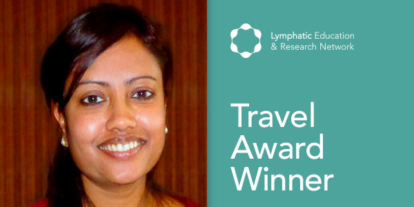 Reema Davis, LE&RN 2016 Travel Award Winner