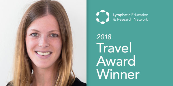 Meet Esther Hoppe, 2018 IVBM Travel Award Winner