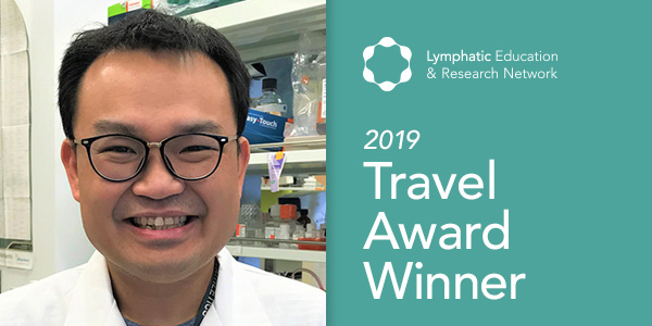 "Meet Paul ""Li-Hao"" Huang, Ph.D., 2019 LE&RN Travel Award winner"