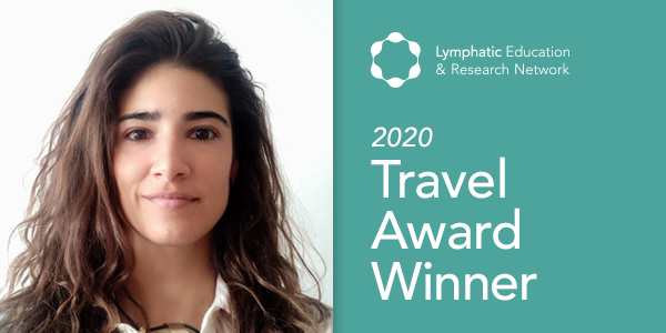 Meet Christina Karapouliou, Ph.D., 2020 LE&RN Travel Award winner