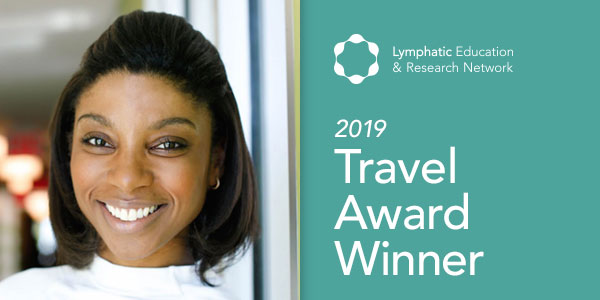 Meet Dr. Hasina Outtz Reed, 2019 Lymphatic Forum Travel Award Winner