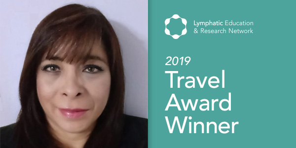 Meet Glicella Salazar-De Simone, Ph.D., 2019 LE&RN Travel Award winner and Top Poster winner