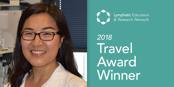 Meet Xiaolei Liu, Ph.D., a 2018 LE&RN Travel Award Winner