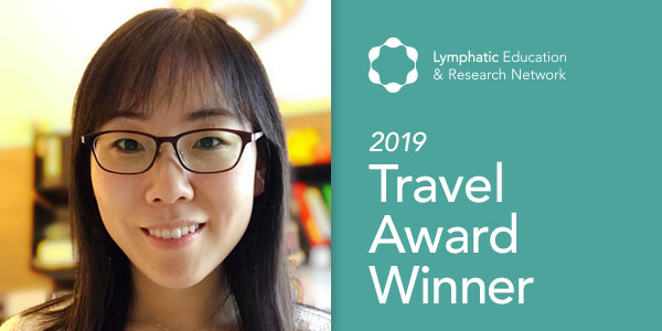 Meet Wenjing Xu, Ph.D., 2019 LE&RN Travel Award and Poster Award winner