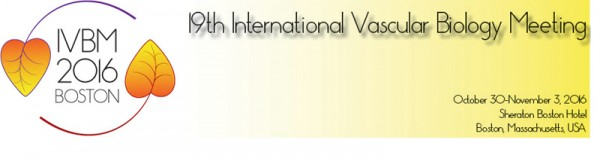 19th Annual International Vascular Biology Meeting