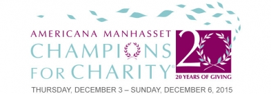 Champions for Charity® - 20th Anniversary