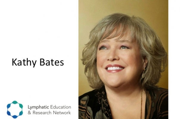 Kathy Bates to Kick Off 1st-Ever CA Run/Walk to Fight Lymphedema & Lymphatic Diseases