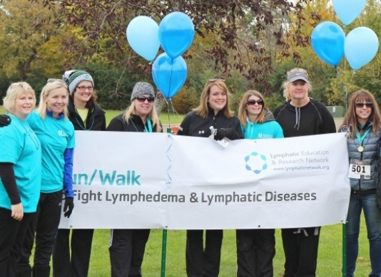 2nd annual WI Run/Walk to Fight Lymphedema & Lymphatic Diseases to be held 10/7 in Peshtigo, WI
