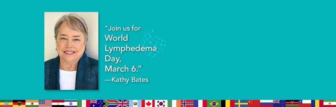 <p>Help make lymphedema a global priority</p>