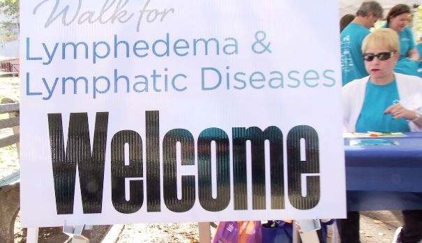 Texas Walk to Fight Lympedema & Lymphatic Diseases
