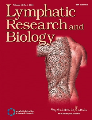 Top-Read Articles on Lymphedema from Lymphatic Research and Biology