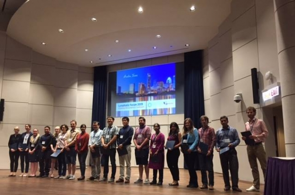 18 Travel and 5 Research Poster awards given by LE&RN at Lymphatic Forum 2017